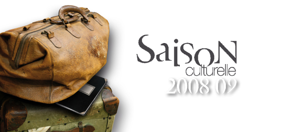 Saison culturelle 2008-2009