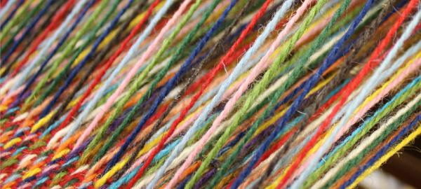 Lo drap: l'anima tessile di una comunità